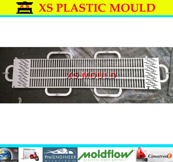 air-conditional component mould