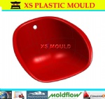 Plastic chair mold