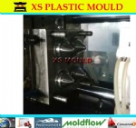 PET preform mould for jar